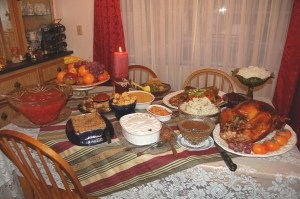 Read more about the article Thanksgiving
