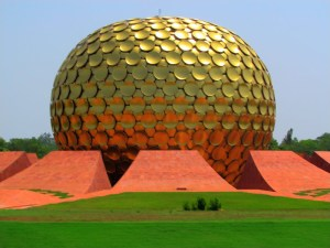 What should one do in Auroville?
