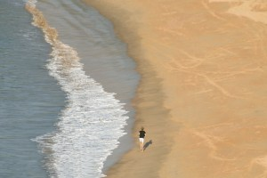 SwaSwara Ayurveda and Yoga on Om Beach_aerial view (2)