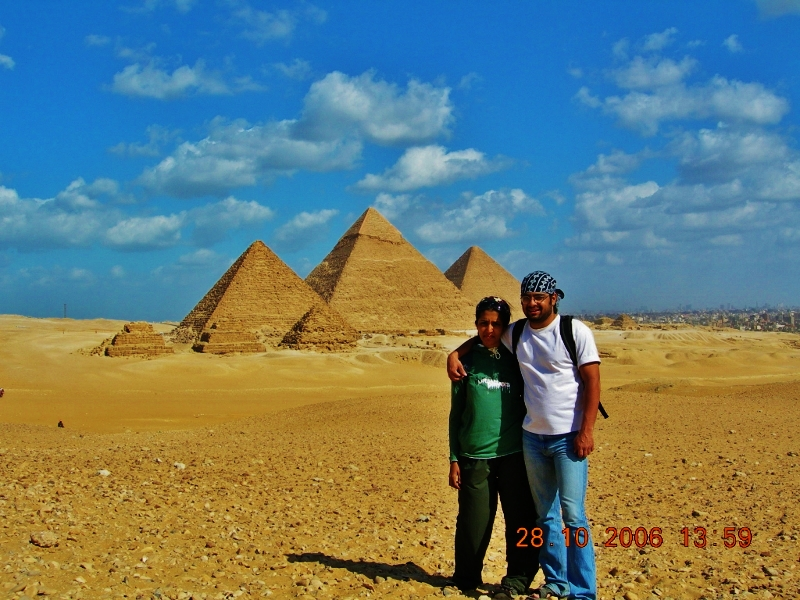 Read more about the article Our days in Egypt