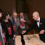 Recognizing aromas with sommelier Janez Horvat