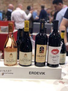 Erdevik wine