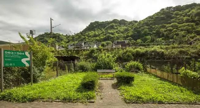 Entwicklungspotenzial der Grünflächen besteht auch in Kestert. (Foto: Piel media)