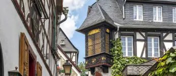Die Drosselgasse in Rüdesheim. (Foto: Piel media)