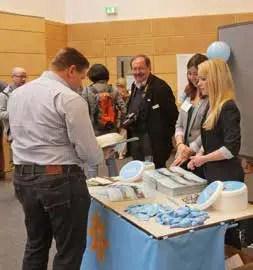 Workshop in der Rheinfelshalle, St. Goar. (Foto: RMP)