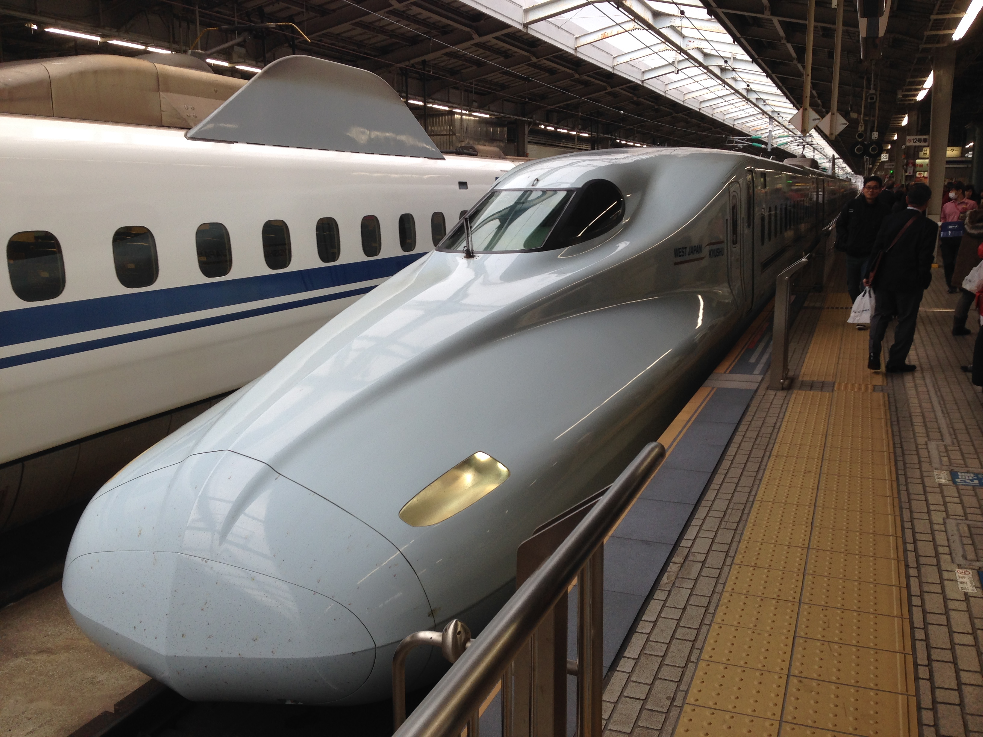 Shinkansen The Japanese Bullet Train Using The Japan