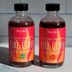 Ruby Red Fire Cider