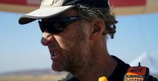 Marathon Des Sables 2015- Ranulph Fiennes Day 3 Update