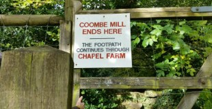 Coombe Mill- Animal Feed Run And Walk To St.Breward
