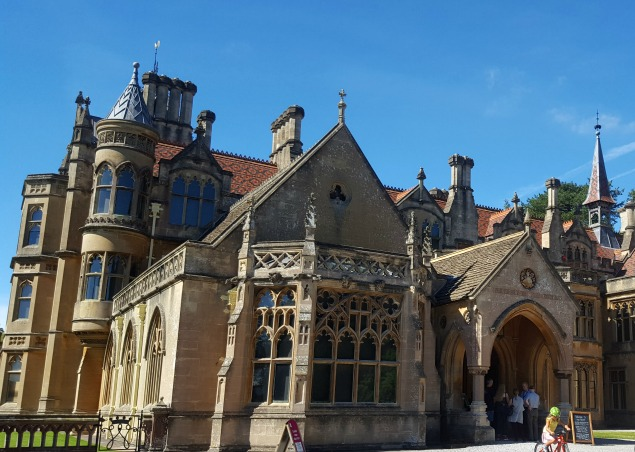 Tyntesfield House National Trust Bristol