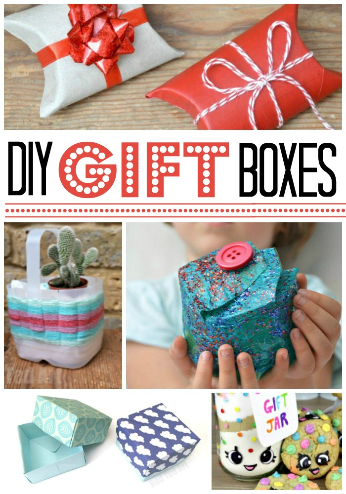 DIY Gift Box Ideas