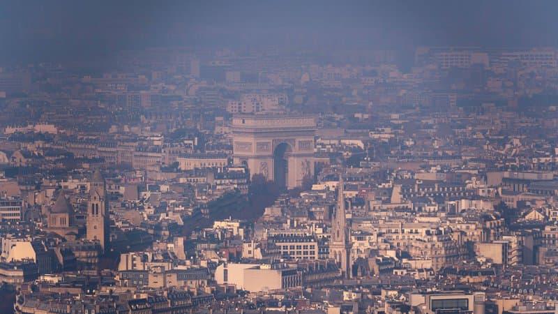 Ile-de-France: un pic de pollution à l'ozone prévu mercredi