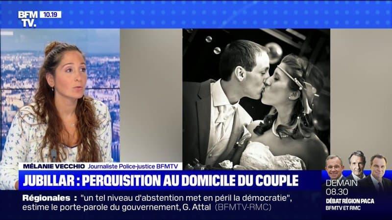 Disparition de Delphine Jubillar: une perquisition a eu lieu au domicile du couple