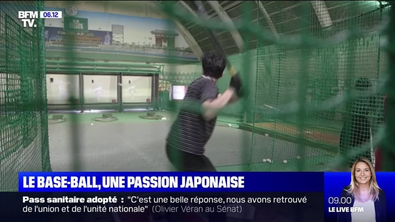 Le base-ball, ce sport américain dont les japonais sont fans