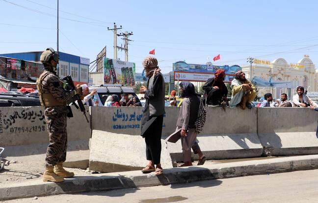 Afghanistan : Les talibans déclarent avoir pris le contrôle de certaines parties de l'aéroport de Kaboul