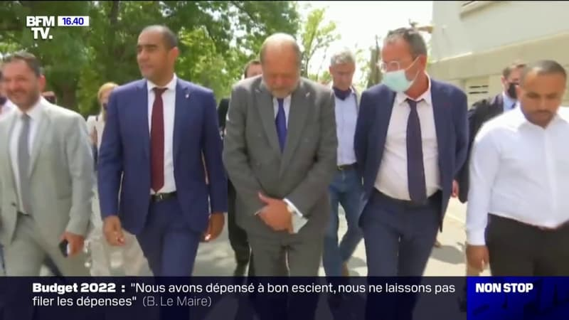 """Une avocate dépose plainte contre Éric Dupond-Moretti pour """"violences psychologiques à caractère sexiste et menaces"""""""