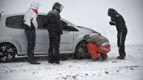 Pneus neige obligatoires : en Haute-Loire ce que vous devez savoir