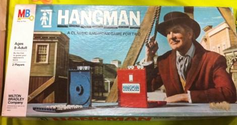 Vincent Price plays Hangman
