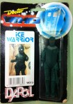 Doctor Who Ice Warrior