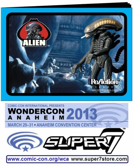 Super 7 Alien Toys Catalog