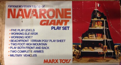 Navarone Giant Playset