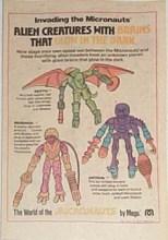 Micronauts Ad