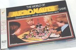 Micronauts Game