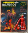 Mego Micronauts Membros