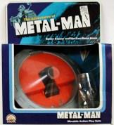 Zee Toys Metal Man Saucer