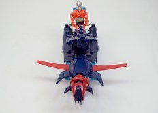 Mego Micronauts Giant Acroyear Sled Front