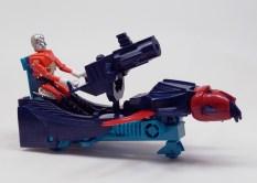 Mego Micronauts Giant Acroyear Sled Side