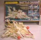 Mego Micronauts Battle Cruiser