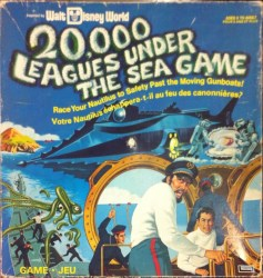 Board Game 20000 Leagues