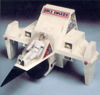 Buck Rogers Laserscope Fighter