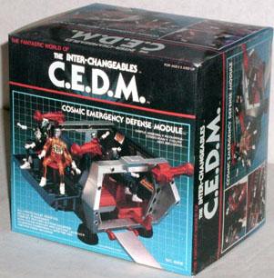 Inter-Changeables CEDM