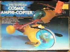 Inter-Changeables Cosmic Aphi-Copter