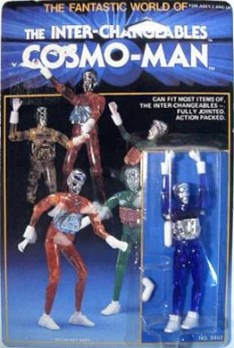 Inter-Changeables Cosmo-Man