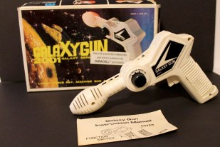 GalaxyGun with lights and sounds