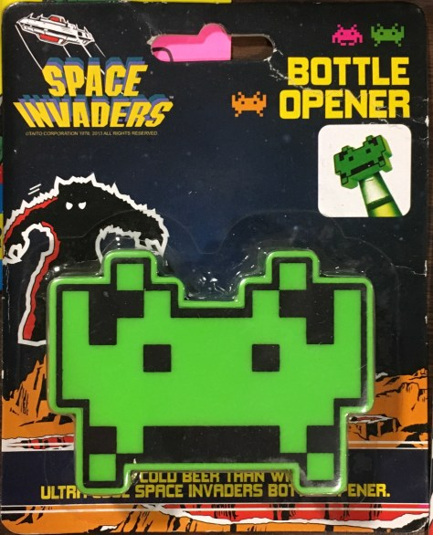 Space Invaders Toys
