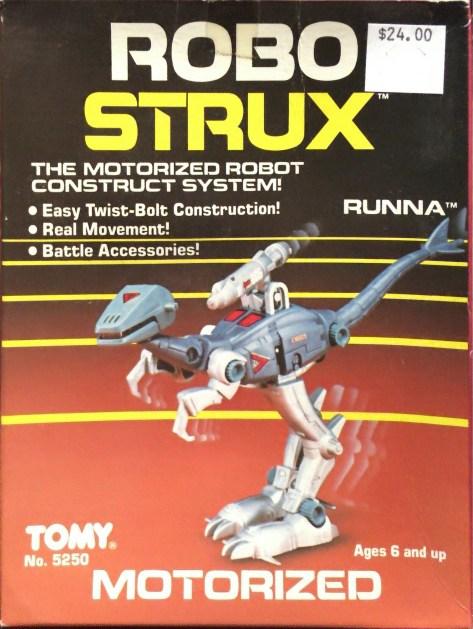 Robo Strux Runna
