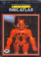 Mego Micronauts King Atlas
