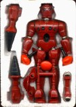 Mego Micronauts King Atlas