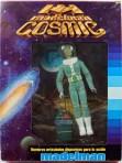 Madelman Cosmic Hombre Verde