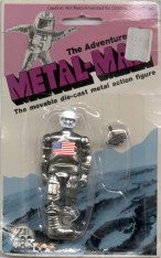 Zee Toys Metal Man Major Mercury