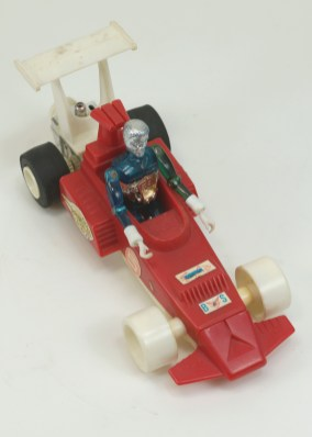 Mego Micronauts Warp Racer2