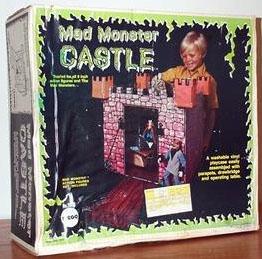 Mego Monster Castle