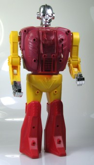 Inter-Changeables Cosmo-Bot