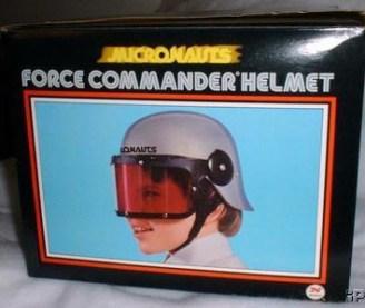 Micronauts Helmet