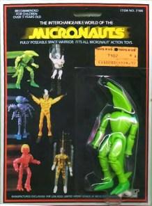 Micronauts Repto