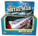 Zee Toys Metal-Man NASA